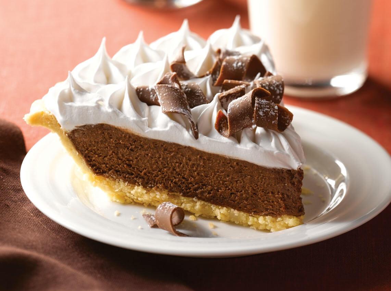Chocolate Pie Recipe Bakers Chocolate